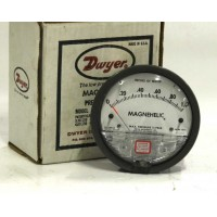 Dwyer Magnehelic Differential Pressure Gauage 2000 12838